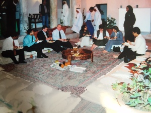 IfTar Event SMCCU Wind Tower House 2004